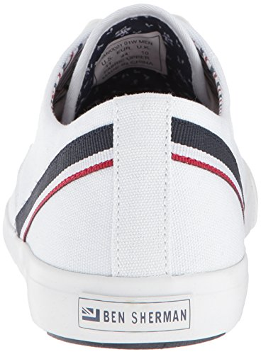 Ben Sherman Men's Rhett Sneaker White online cheap online CcAXQj