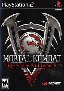 Mortal Kombat: Deadly Alliance - PlayStation 2     - Amazon com
