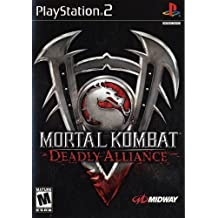 Mortal Kombat: Deadly Alliance Collectible Promo Edition PS2
