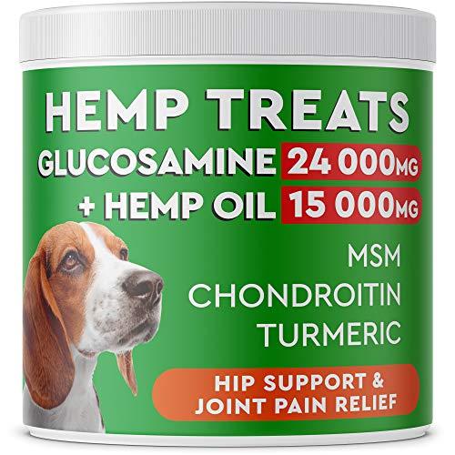Pawfectchow Hemp Glucosamine Treats