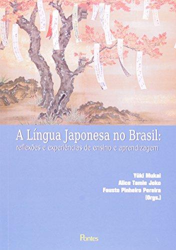 A Língua Japonesa No Brasil