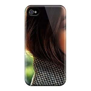 For Ourcase88 Iphone Protective Cases, High Quality For Iphone 6 Girl Portrait Skin Cases Covers
