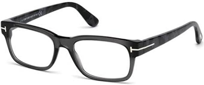 6136eafd3c7 Image Unavailable. Image not available for. Color  Tom Ford 5432 020 Grey  52mm Eyeglasses