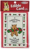 Crunchkins Crunch Edible Card, Christmas Treat For Someone Sweet Larger Image
