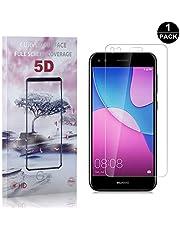 Bear Village® Protector de Pantalla Huawei P9 Lite Mini, Sin Burbujas, Alta Definicion 9H Dureza Vidrio Templado Protector de Pantalla para Huawei P9 Lite Mini, 1 Piezas