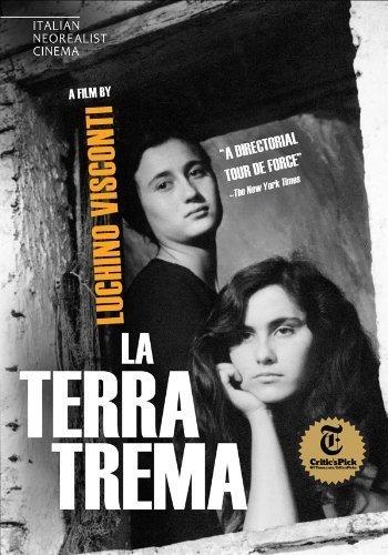 La Terra Trema by Entertainment One by Luchino Visconti