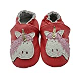 iEvolve Baby Leather Shoes Soft First Walker Shoes