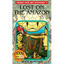 Lost on The Amazon #9