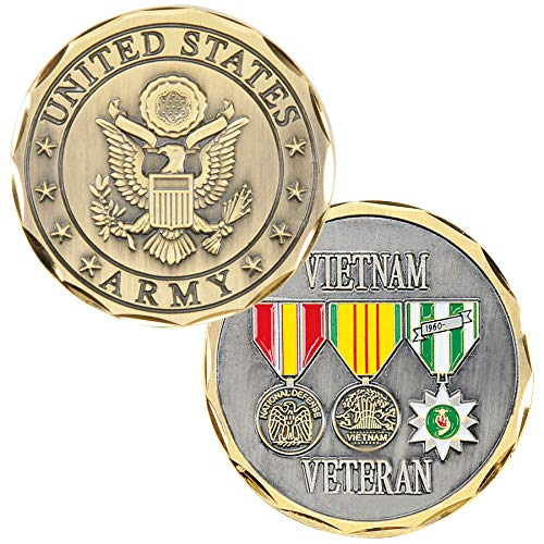 Medals of America Cold War Veteran Medallion ()