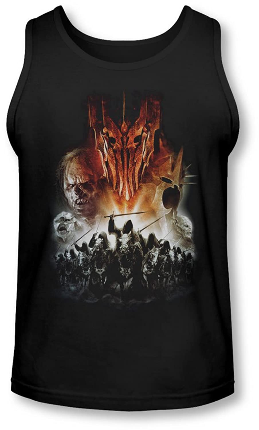Lor - Mens Evil Rising Tank-Top