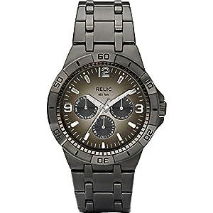 Relic by Fossil Men's Garrett Quartz Stainless Steel Sport Watch