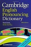 Cambridge English Pronouncing Dictionary, Daniel Jones, 0521765757
