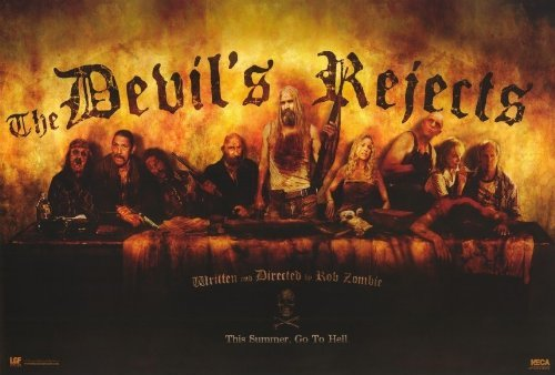 The Devil's Rejects POSTER Movie (27 x 40 Inches - 69cm x 102cm) (2005) (Style B)