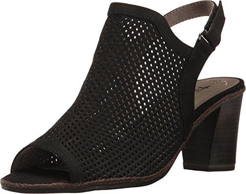 Tamaris Penna Damen Sandalette Slingback Leder Black Gr 36