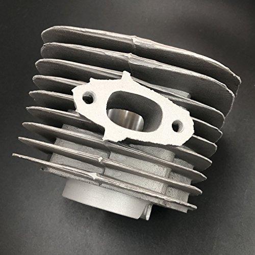 CDHPOWER 66cc/80cc Cylinder Body-32mm for 2 Stroke Gas Motorized Bike Engine kit2 Stroke Gas Motorized Bike Engine kit Gas Motorized Bicycle Gas Engine Cylinder 2 Stroke Gas Motor Cylinder ()
