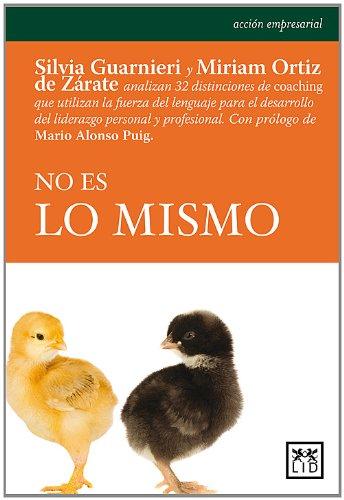 Descargar Libro No Es Lo Mismo Silvia Guarnieri