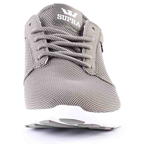 Supra HAMMER RUN, Sneakers unisex Dusty olive - off white