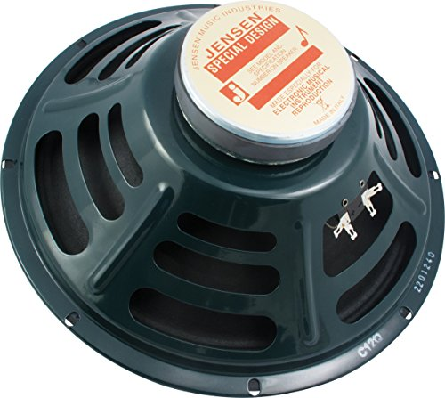 Jensen Speaker, Green, 12-Inch (C12Q8) ()
