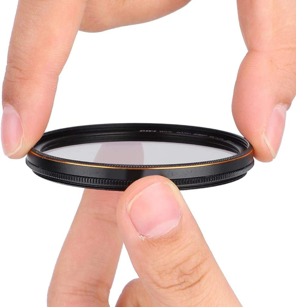 67mm Pbzydu CPL Filter Ultra Slim Optical Glass MC-CPL Circular Pole Filter Camera Lens Filter