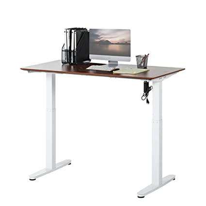 Home office standing desk High Tech Incbruce Classic Stand Electric Height Adjustable Computer Desk Home Office Workstation Study Sit Amazoncom Amazoncom Incbruce Classic Stand Electric Height Adjustable