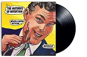 Frank Zappa Weasels Ripped My Flesh Amazon Com Music