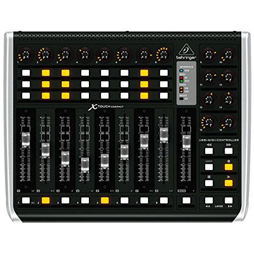 Behringer X-TOUCH COMPACT Universal Control Surface by Behringer