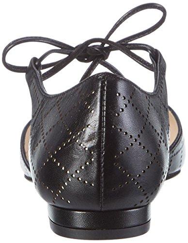 Black Mikaila LK Nero Donna Cream Ballerine BENNETT zBw4wqg