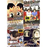 Kenny Vs. Spenny - Season One,Two,Three and Four (4 Pack)