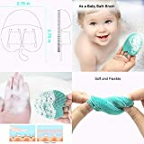 INNERNEED Silicone Face Brush Facial Scrubber