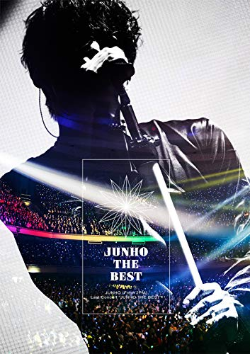 "JUNHO (From 2PM) Last Concert ""JUNHO THE BEST"" (Blu-ray완전 생산 한정반) (특전 없음)"