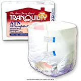 Tranquility ATN (All-Through-the-Night) disposable Briefs [ALL THROUGH NITE brief disposable youth]