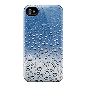 EOVEe Case Cover Protector Specially Made For Iphone 4/4s Water Drops