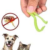 Pets Corner Market 2017 New Develop 2PCS /4PCS Louse Flea Scratching Hook Tool Human/Dog/Horse/Cat Mascotas Accesorios Grooming Pet Supplies (2 Pcs)