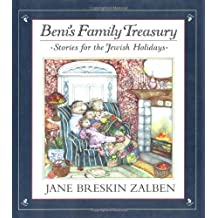 Beni's Family Treasury: Stories for the Jewish Holidays