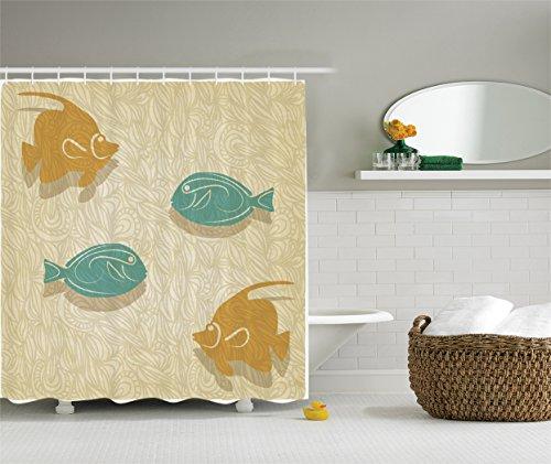 Bathroom Accessories Fish Themed: Amazon.com