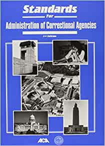 american correctional association standards pdf