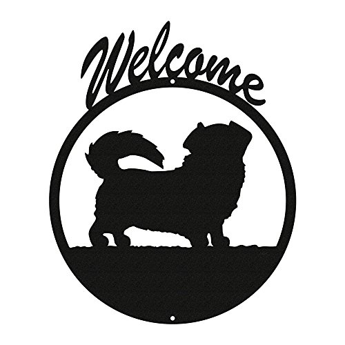 Spaniel Welcome Sign - 9