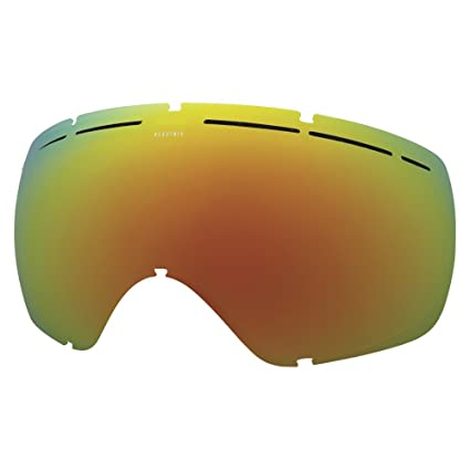 6cc1ee09dde Image Unavailable. Image not available for. Color  Electric Visual EG2.5  Brose Red Chrome Snow Goggle Lens