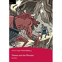 Level 1: Theseus and the Minotaur Book and Multi-ROM with MP3 Pack (Pearson English Active Readers) by Ken Beatty (2015-12-24)