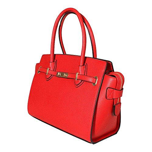 Tom & Eva 6135 Selma borsa rosso