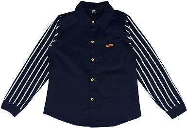 Julhold Camisa de manga larga para adolescentes y niños ...