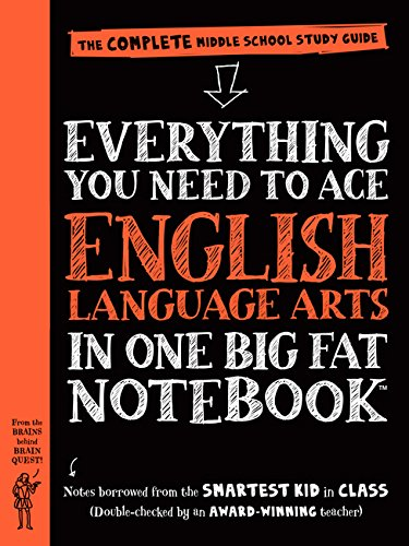 Complete Fat - Everything You Need to Ace English Language Arts in One Big Fat Notebook: The Complete Middle School Study Guide (Big Fat Notebooks)
