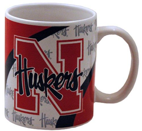 Mug Cornhuskers Nebraska Coffee - NCAA Nebraska Cornhuskers Mug