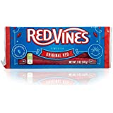 Red Vines Original Red Licorice Twists 5oz Trays (12 Pack)