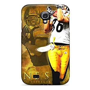 ErleneRobinson Samsung Galaxy S4 Durable Hard Cell-phone Case Unique Design Colorful Pittsburgh Steelers Image [kcO6013Wlwn]