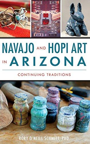 Navajo and Hopi Art in Arizona: Continuing Traditions