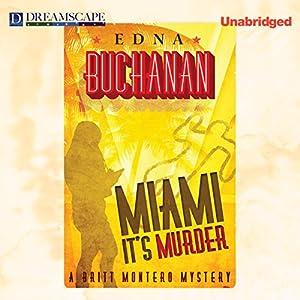 Miami, It's Murder Audiobook