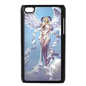 UNI-BEE PHONE CASE FOR IPod Touch 4th -Flying Angels-CASE-STYLE 3