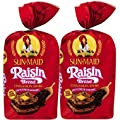 Sun Maid Cinnamon Swirl Raisin Bread - 16 oz. - 2 pack