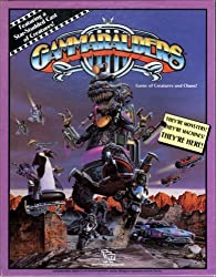 Gammarauders: Game of Creatures and Chaos (Gamma World)